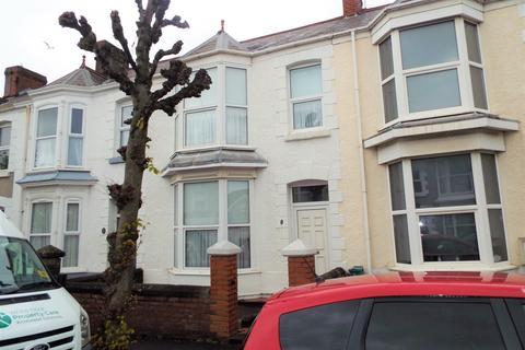 4 bedroom terraced house for sale - 8 glanbrydan Avenue, Uplands, Swansea SA2 0HR