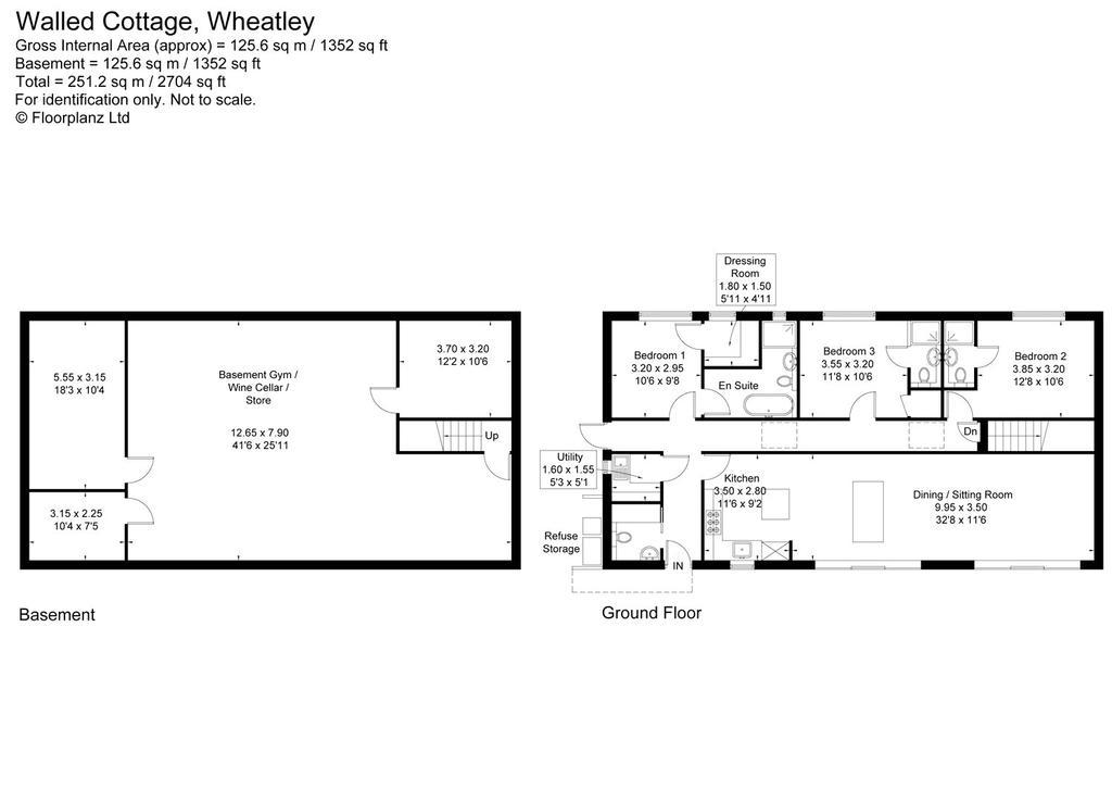 Floorplan 2 of 2: Proposed Dwelling