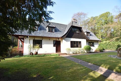 4 bedroom detached villa for sale - Frognal Lodge Southwood Road, Troon, KA9 1UW