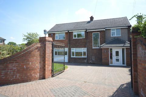 5 bedroom detached house to rent - 12 Greengate, Hale Barns, Altrincham, WA15