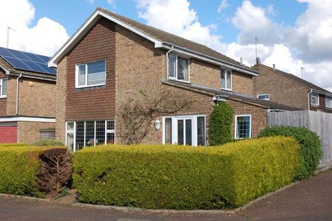 3 bedroom detached house for sale - West Leys Court, Moulton, Northampton NN3 7UB