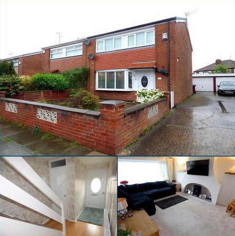 3 bedroom semi-detached house for sale - Merton Crescent, Huyton, Liverpool