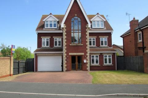 5 bedroom detached house for sale - BOULMER LEA, EAST SHORE VILLAGE, SEAHAM DISTRICT