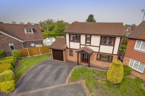 4 bedroom detached house for sale - Braithwell Close, Allestree