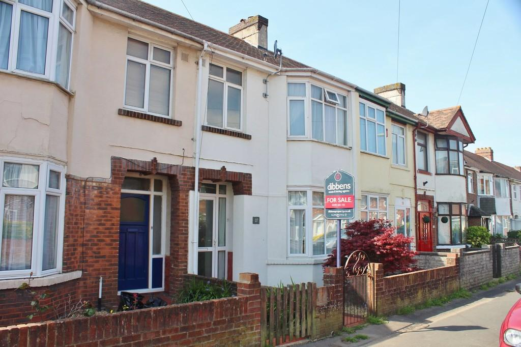 Palmyra Road Gosport 3 Bed Terraced House For Sale 163 200 000