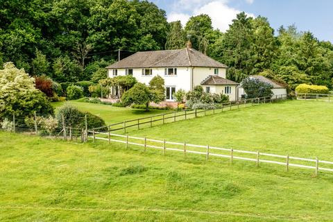 5 bedroom equestrian property for sale - Wood House, Snelsmore, Newbury, Berkshire, RG14