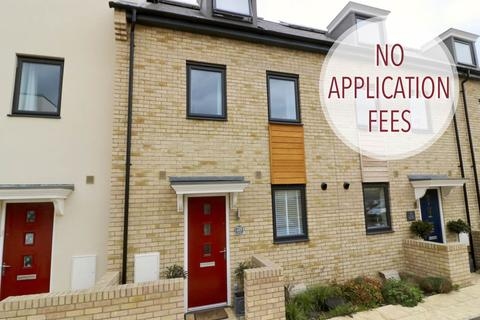 3 bedroom house to rent - Unwin Square, Orchard Park,