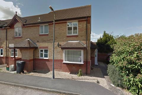 1 bedroom end of terrace house for sale - Palmers Leaze, Bradley Stoke