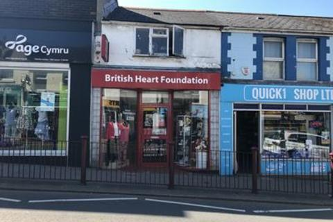Shop for sale - 67 Cardiff Road, Caerphilly