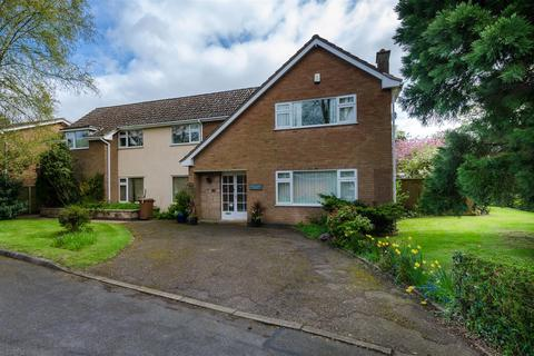 5 bedroom detached house for sale - Grosvenor Crescent, Burbage, Hinckley