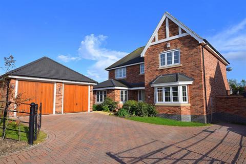 4 bedroom detached house for sale - Memorial Road, Allestree, Derby
