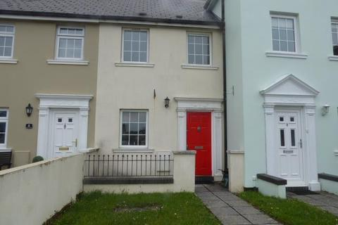 2 bedroom detached house to rent - 7 Heath Close Johnston Haverfordwest Pembrokeshire