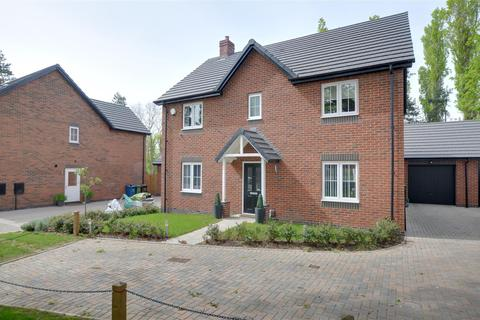 4 bedroom detached house for sale - Manor Grove, Stafford, ST16 1QL
