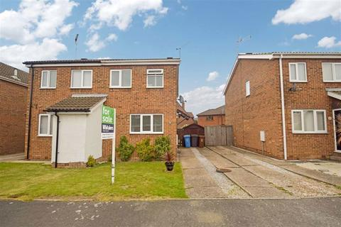 2 bedroom semi-detached house for sale - Broomhead Close, Hull, East Yorkshire, HU8