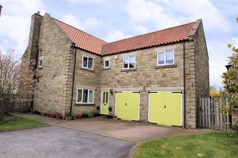 5 bedroom detached house for sale - Chapelside Meadows, Hamsterley, County Durham