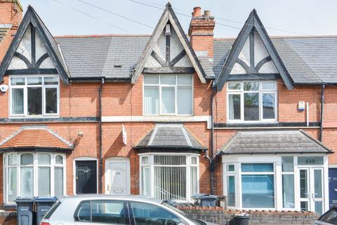 3 bedroom terraced house for sale - Harborne Park Road, Harborne, Birmingham, B17