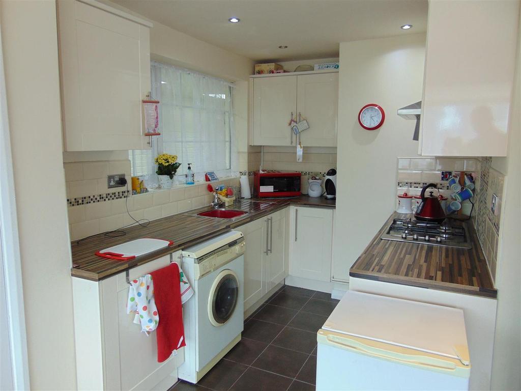 Luxury kitchen area