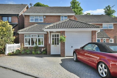 4 bedroom detached house for sale - Chepstow Close, Kettering