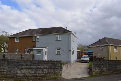 2 bedroom semi-detached house for sale - Penplas Road, Blaenymaes, Swansea