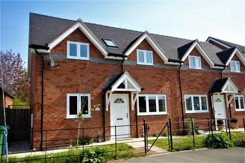 3 bedroom semi-detached house to rent - Green Farm Meadows, Seighford, Stafford