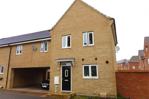3 bedroom detached house to rent - Rochester Way, Shortstown, Bedford, MK42