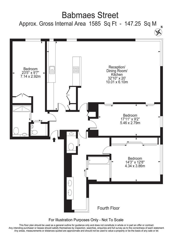 babmaes street st james sw1y 3 bed flat to rent 8 450 pcm 1 950 pw. Black Bedroom Furniture Sets. Home Design Ideas
