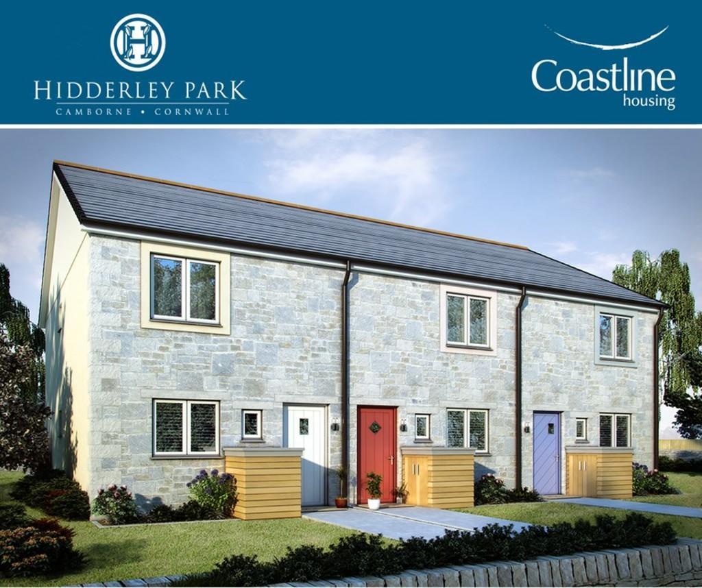 Hidderley Park Camborne 2 Bed Semi Detached House For