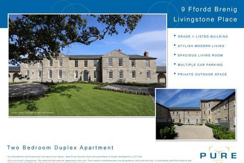 2 bedroom apartment for sale - LO6, Upper Denbigh Road, St. Asaph