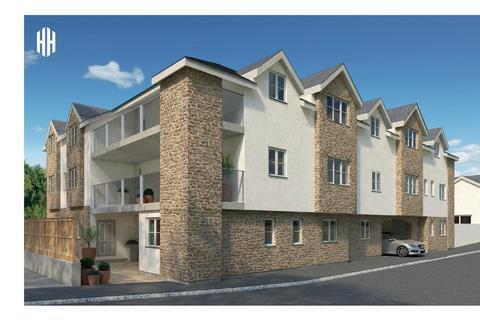 2 bedroom maisonette - Rosewarne Road, Camborne