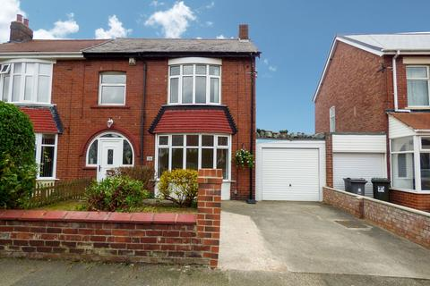 2 bedroom semi-detached house for sale - Brighton Grove, North Shields, Tyne and Wear, NE29 0RQ