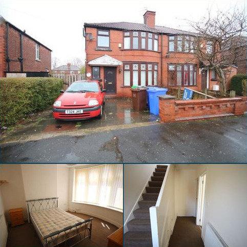 5 bedroom semi-detached house to rent - Brentbridge Road Manchester M14 6AS