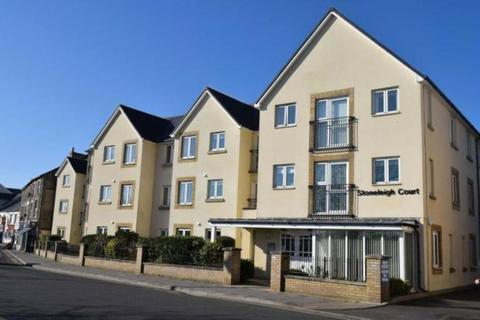 1 bedroom retirement property for sale - STONELEIGH COURT, JOHN STREET, PORTHCAWL, CF36 3DY