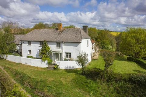4 bedroom detached house for sale - Between Tedburn St. Mary and Cheriton Bishop