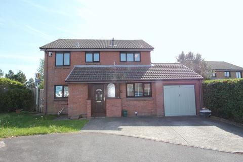 4 bedroom detached house for sale - Murlande Way, Rhoose