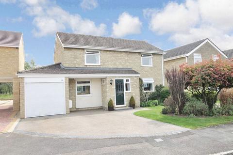 3 bedroom detached house for sale - Webbs Way KIDLINGTON