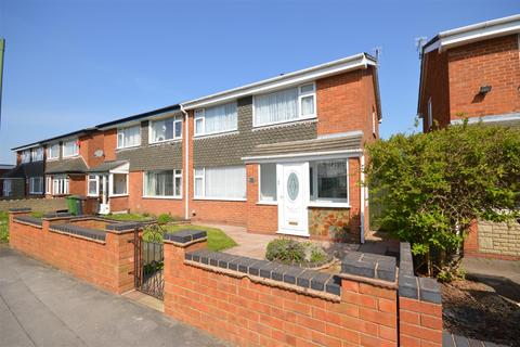 3 bedroom semi-detached house for sale - Moat Croft, Birmingham B37 5HB