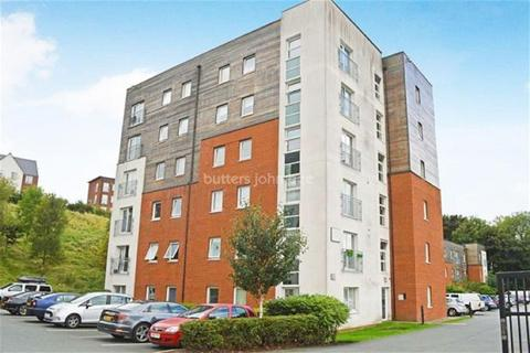 2 bedroom flat for sale - Federation Road, Burslem, Stoke-on-Trent, ST6 4HT