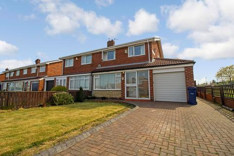 3 bedroom semi-detached house for sale - Cresswell Drive, South Red House Farm, Newcastle upon Tyne, Tyne and Wear, NE3 2SY