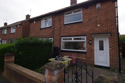 2 bedroom semi-detached house to rent - Gillingham Road, Sunderland, Tyne and Wear, SR4