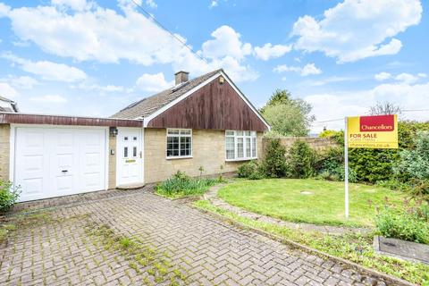 2 bedroom detached bungalow for sale - Perrott Close, North Leigh, OX29