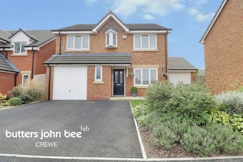 4 bedroom detached house for sale - Ellis Close, Shavington