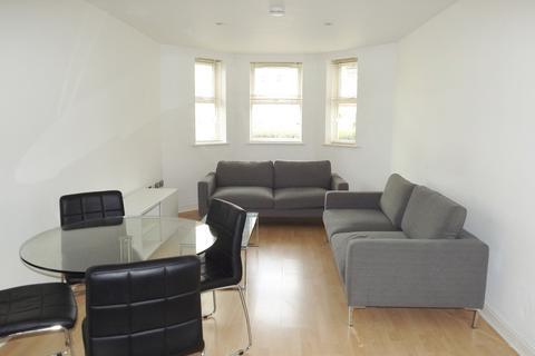 2 bedroom apartment to rent - Elmhurst Court , Heathcote Road, Camberley, Surrey GU15