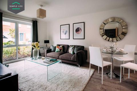 2 bedroom apartment to rent - Hoy Drive, Newton Le Willows