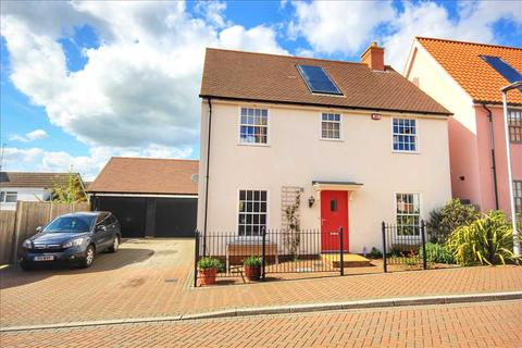 4 bedroom detached house for sale - Pikes Marsh, Bures