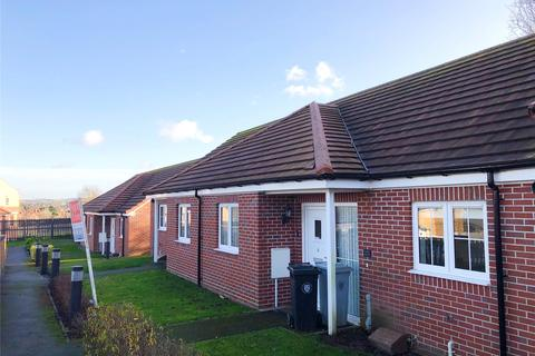 2 bedroom terraced bungalow for sale - Conisbrough Close, Grantham, NG31