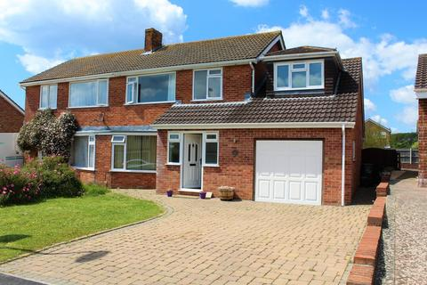 4 bedroom semi-detached house for sale - The Rise, Southill, Weymouth
