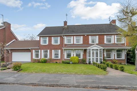 7 bedroom detached house for sale - Cranborne Gardens, Oadby, Leicester, Leicestershire, LE2