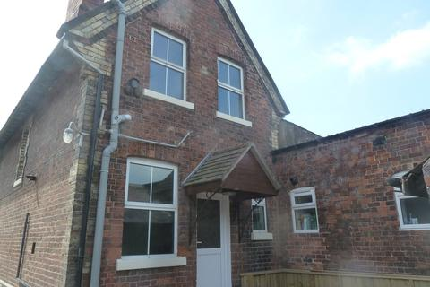 2 bedroom semi-detached house to rent - Station House, Station Road, Hadnal.