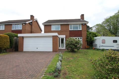 4 bedroom detached house for sale - Gleneagles Drive, Sutton Coldfield, B75