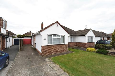 2 bedroom semi-detached bungalow for sale - Wavell Drive, Sidcup, DA15